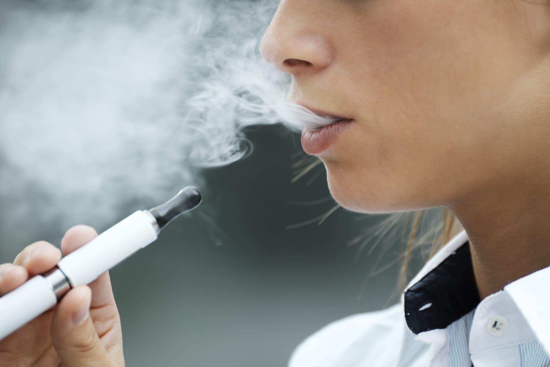 Vapor Smoke versus Real Smoke