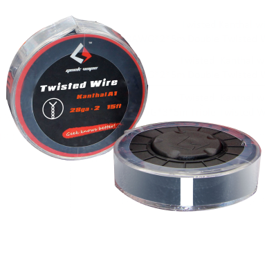 GeekVape Twisted Kanthal Vape Coil Wire